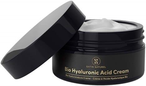 crema acial acido hialuronico organico