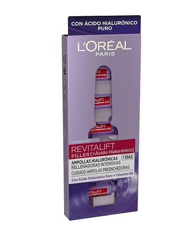 loreal revitalift filler ampollas