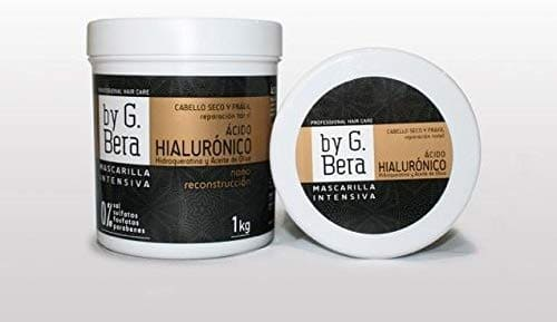 mascarilla capilar acido hialuronico g bera