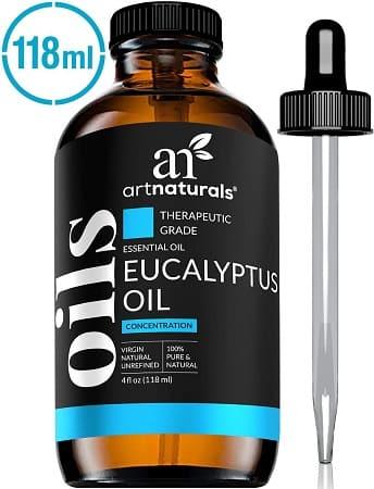aceite esencial eucalipto aromaterapia