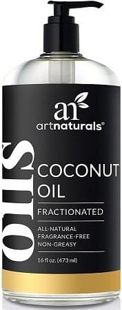 artnaturals aceite coco masajes