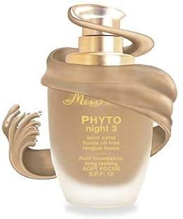 phyto night maquillaje alissi bronte